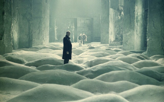 from Stalker, Andrei Tarkovsky