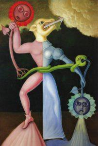 Victor Brauner, Birth of Matter, 1940