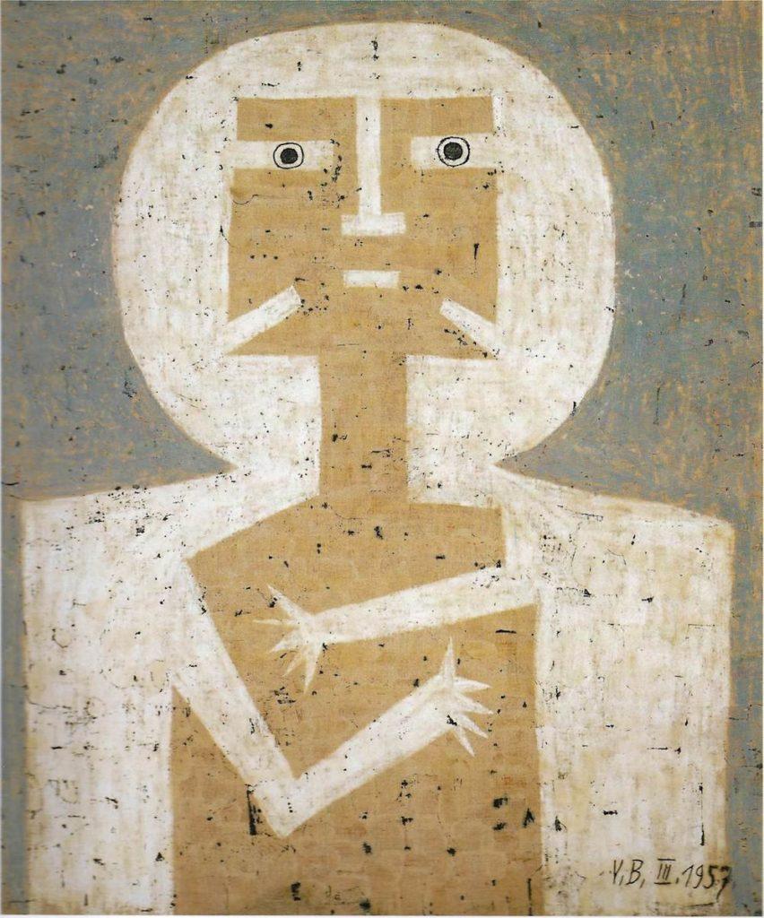 Victor Brauner, Origin of Love, 1957
